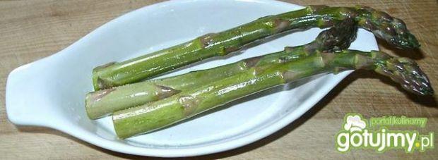 Szparagi z jajkiem 2