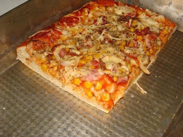 Szybka pizza
