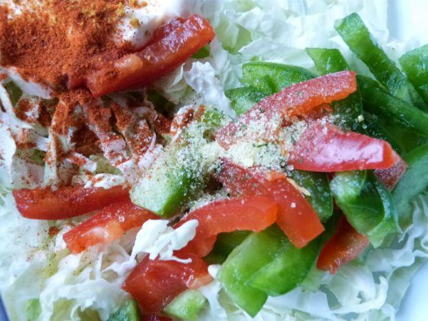 Szybka surówka do obiadu
