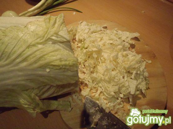 Szybka surówka obiadowa 2
