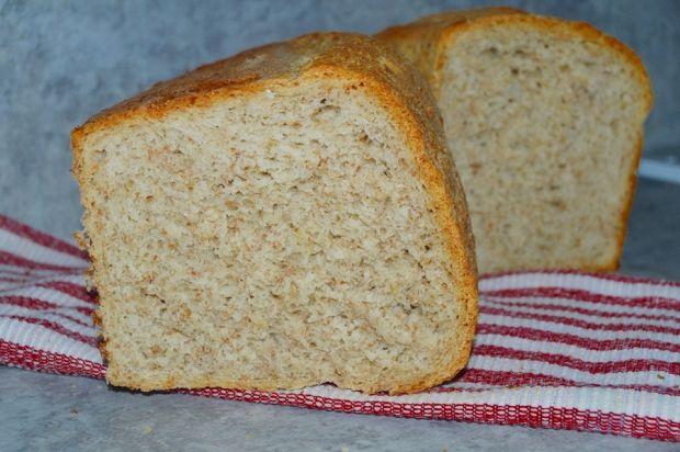 Szybki chleb owsiany z otrębami pszennymi