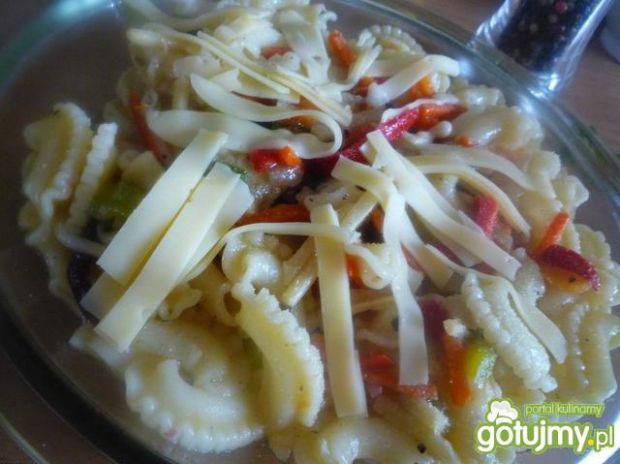 Szybki obiad w chińskim stylu
