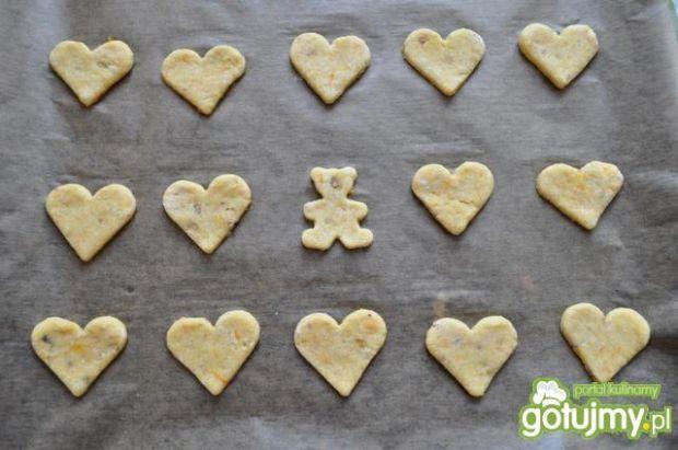 Szybkie ciasteczka Walentynkowe