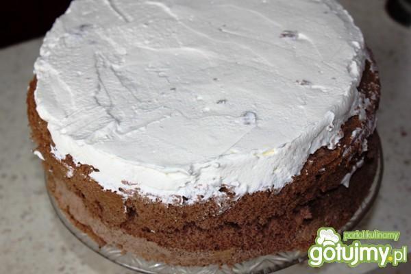 Szybkie ciasto - biszkopt
