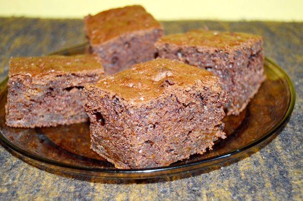 Szybkie ciasto z dynią