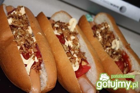Szybkie i smaczne hot - dogi