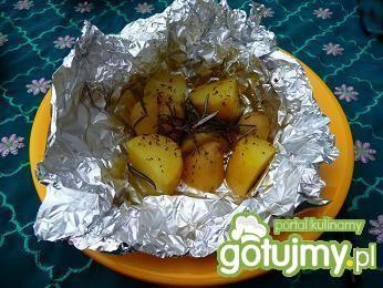 Szybkie ziołowe ziemniaki z grilla
