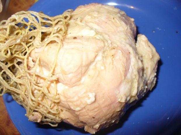 Szynka z mięsa wieprzowego - szynki dwudniowa