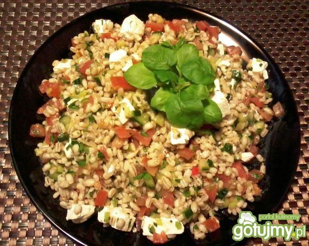 Smaczna sałatka wywodząca się z kuchni arabskiej.