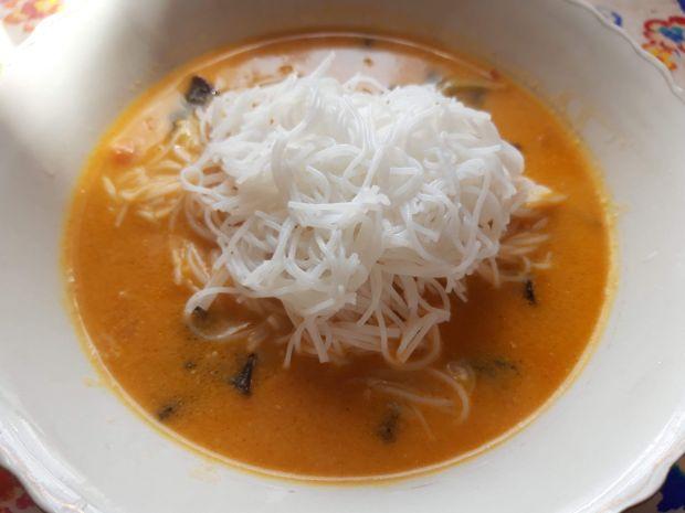 Tajska zupa curry
