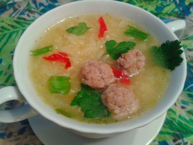 Tam Khao Tom czyli tajskie rosołowe wariacje