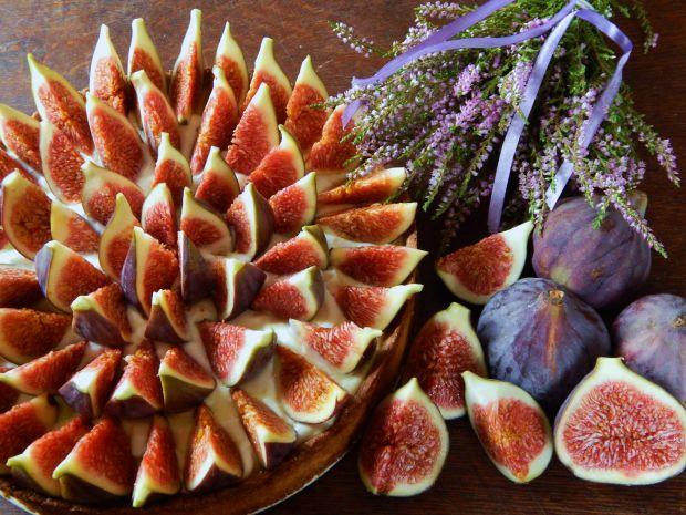 Tarta figowa z rRicottą