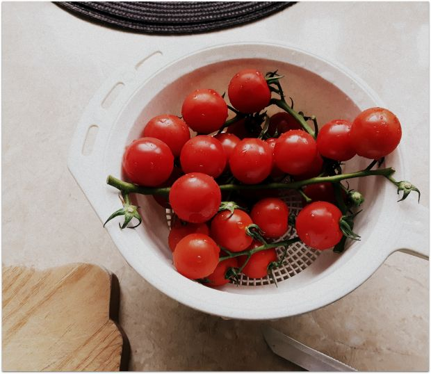 Tarta z pomidorami