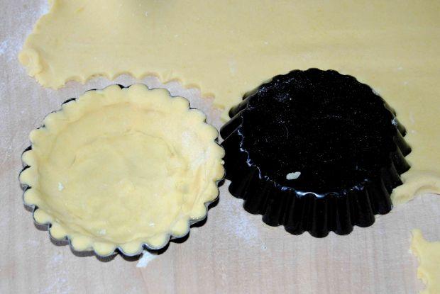 Tartaletki z czarną porzeczką
