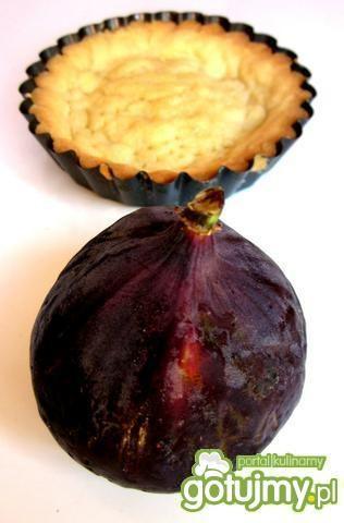 Tartaletki z dżemem figowym