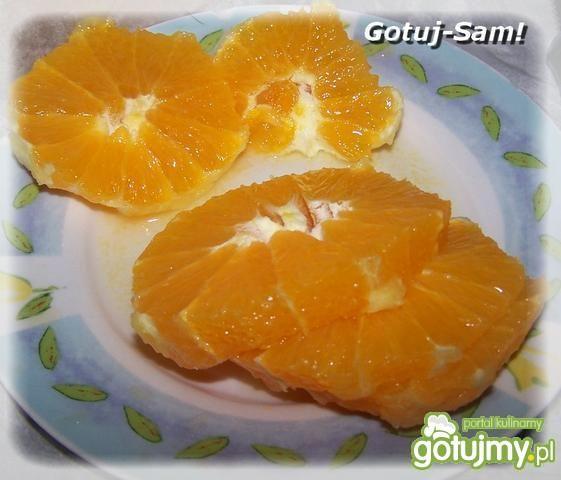 Tartaletki z pomarańczą