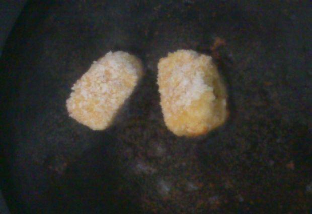 Tofu w panierce orzechowej wg Di