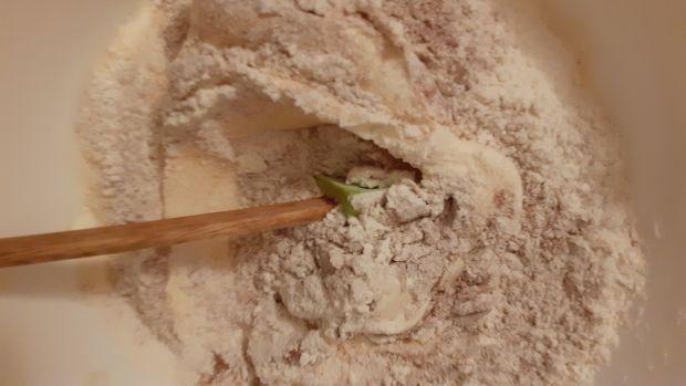 Torcik jabłkowo-kokosowy w wersji light