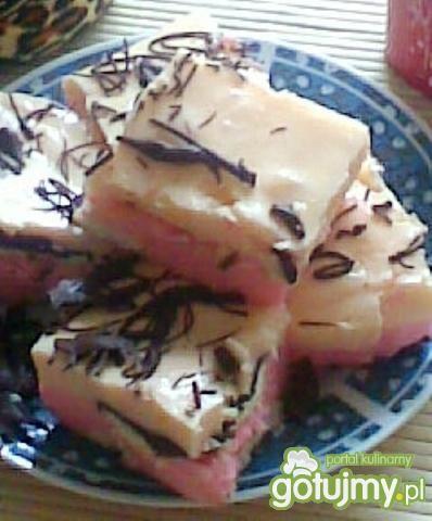 torcik jogurtowo-serowy -wielosmakowy