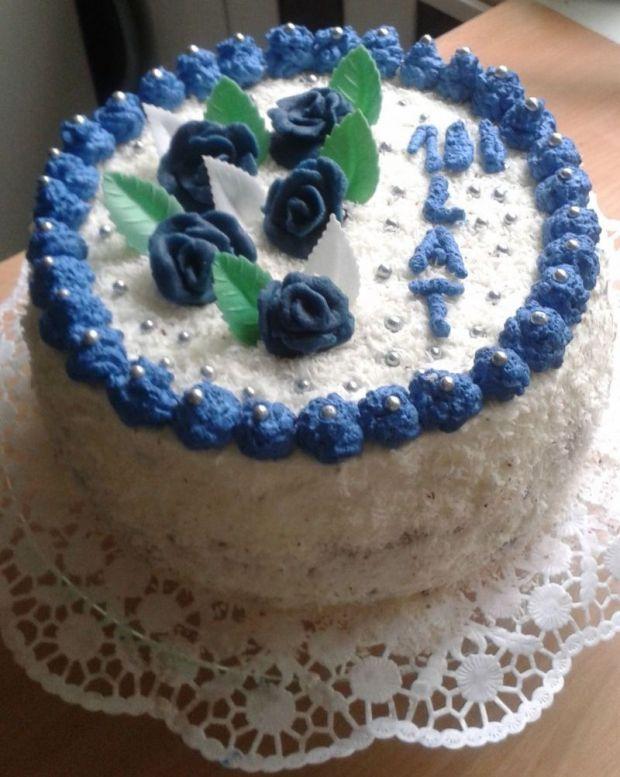 Torcik na kolejne urodziny