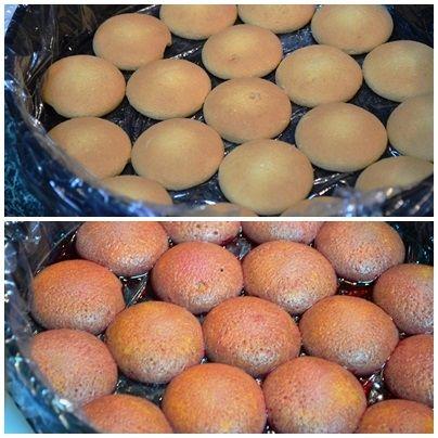 Torcik na zimno mega owocowy