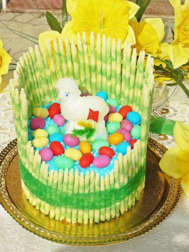Torcik Wielkanocny