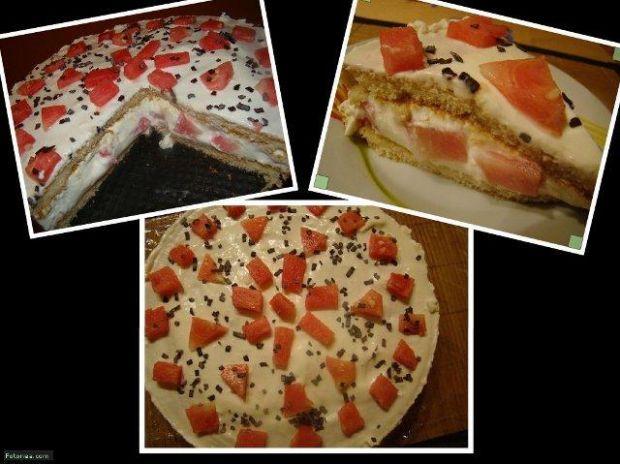 Tort arbuzowy
