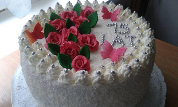 Tort dla Jubilatki,