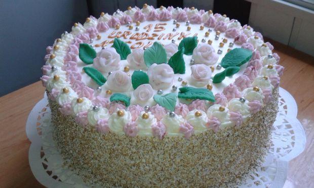 Tort dla wnuczki Nicoli
