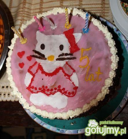 Tort hello kitty ;p