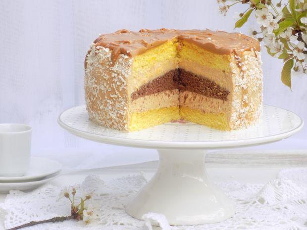 Tort kajmakowy