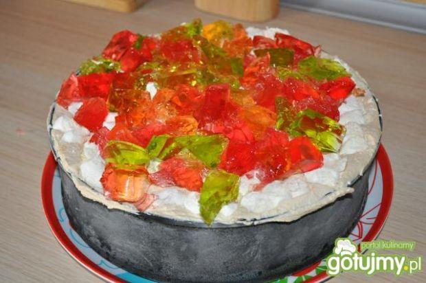 Tort lodowo- bezowy