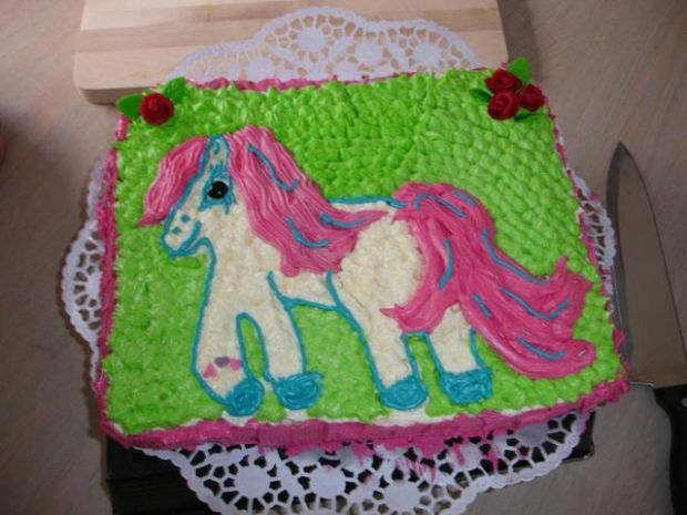 Tort  Lyde Pony