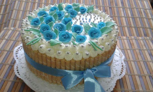 Tort na kolejne urodziny dziadka