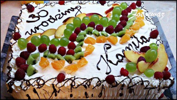 Tort na trzydziestkę