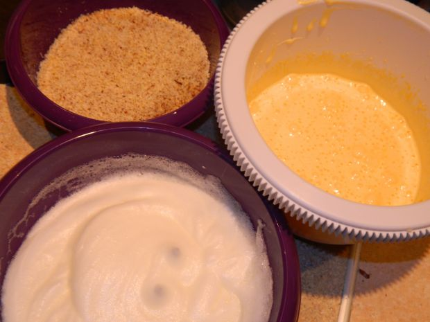 Tort orzechowy