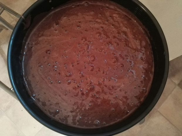 Tort pomarańczowo-czekoladowy