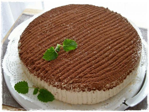 Tort rumowo – kawowy