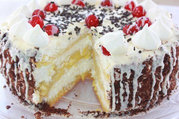 Tort śmietankowy