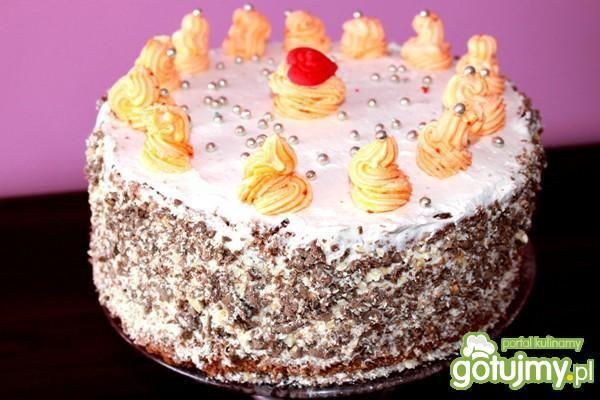 Tort śmietanowy 3