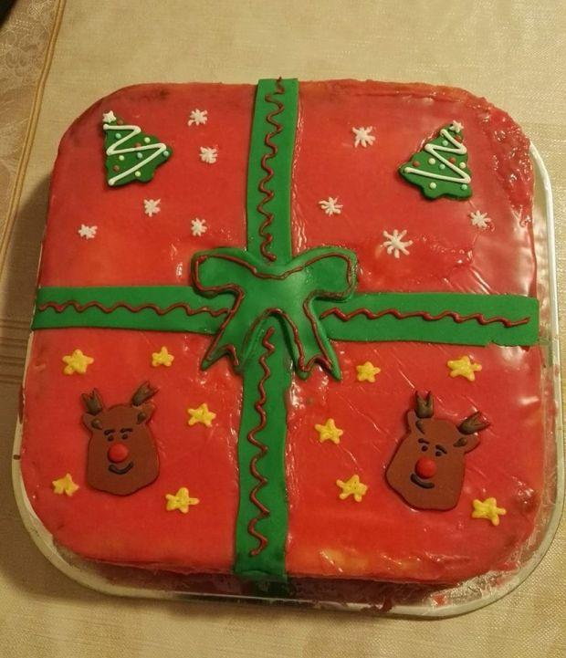 """Tort """"Świąteczne smaki"""""""