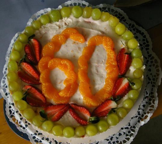 Tort Tutti Frutti