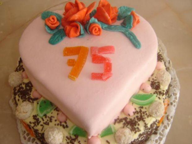 Tort urodzinowy dla mojej mamy