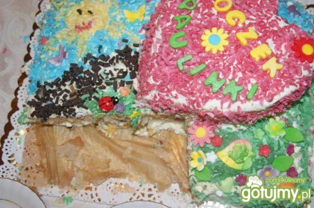 Tort z bitą śmietaną- na każdą okazję