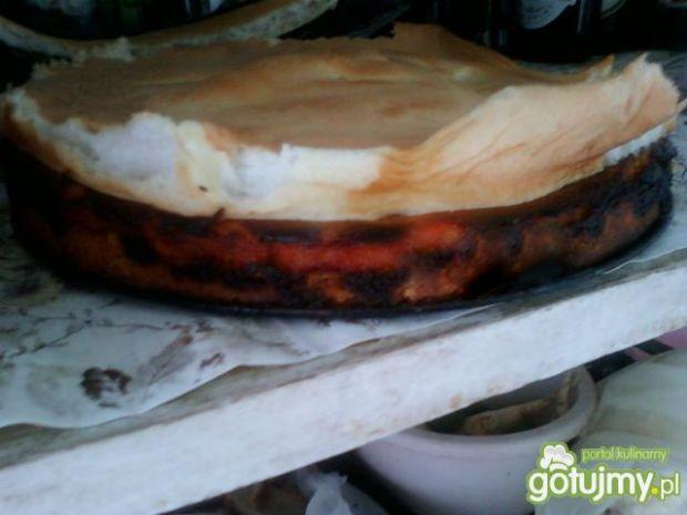 Tort z rosą