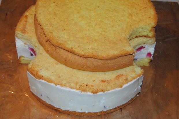 Tort ZAMEK  dla małej Ksieżniczki