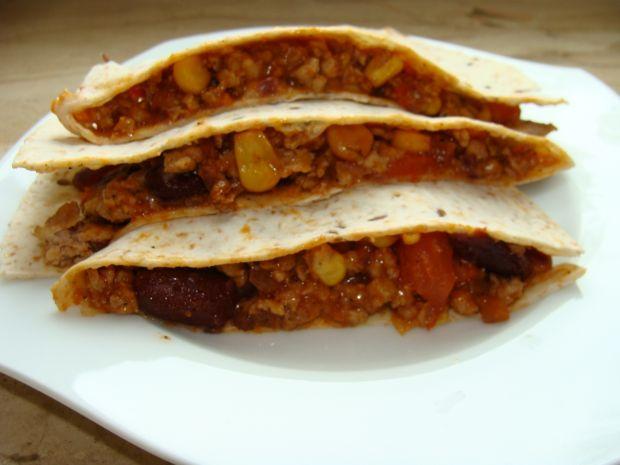 Tortilla po meksykańsku