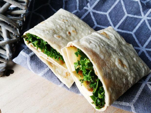 Tortilla z jalapeno i polędwicą