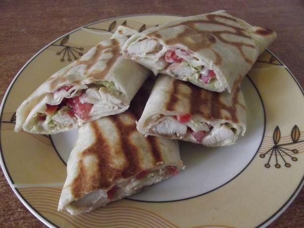 Tortilla z raclette