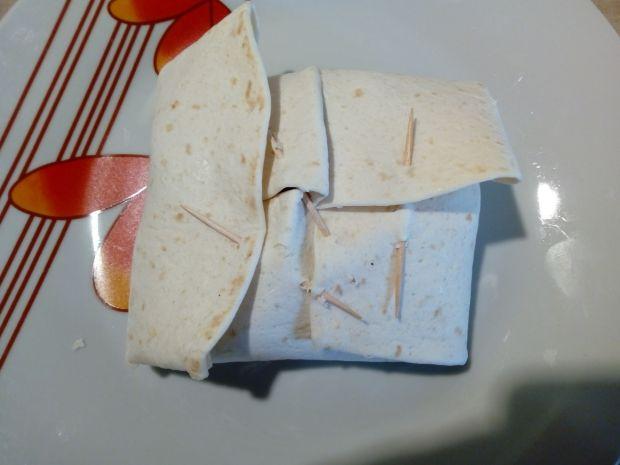 tortilla ze schabowym